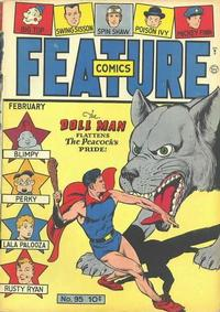 Cover Thumbnail for Feature Comics (Quality Comics, 1939 series) #95