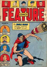 Cover Thumbnail for Feature Comics (Quality Comics, 1939 series) #96