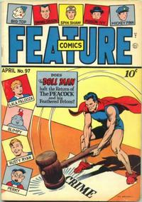 Cover Thumbnail for Feature Comics (Quality Comics, 1939 series) #97