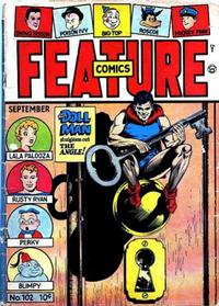 Cover Thumbnail for Feature Comics (Quality Comics, 1939 series) #102