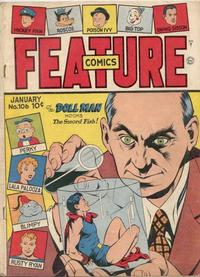 Cover Thumbnail for Feature Comics (Quality Comics, 1939 series) #106
