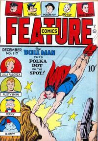 Cover Thumbnail for Feature Comics (Quality Comics, 1939 series) #117