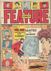 Cover Thumbnail for Feature Comics (Quality Comics, 1939 series) #127