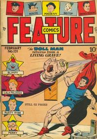 Cover Thumbnail for Feature Comics (Quality Comics, 1939 series) #131