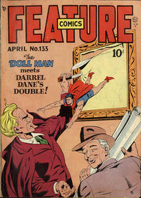 Cover Thumbnail for Feature Comics (Quality Comics, 1939 series) #133