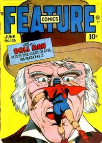 Cover Thumbnail for Feature Comics (Quality Comics, 1939 series) #135