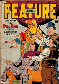 Cover Thumbnail for Feature Comics (Quality Comics, 1939 series) #136