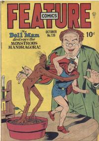 Cover Thumbnail for Feature Comics (Quality Comics, 1939 series) #139
