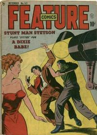 Cover Thumbnail for Feature Comics (Quality Comics, 1939 series) #141