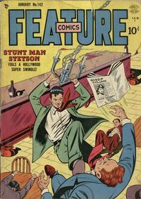 Cover Thumbnail for Feature Comics (Quality Comics, 1939 series) #142