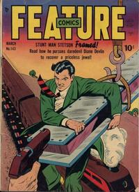 Cover Thumbnail for Feature Comics (Quality Comics, 1939 series) #143