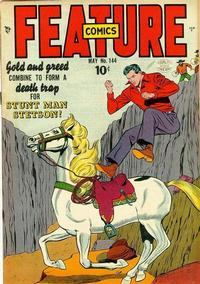 Cover Thumbnail for Feature Comics (Quality Comics, 1939 series) #144