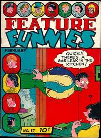 Cover Thumbnail for Feature Funnies (Quality Comics, 1937 series) #17