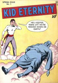 Cover Thumbnail for Kid Eternity (Quality Comics, 1946 series) #1