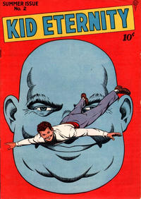 Cover Thumbnail for Kid Eternity (Quality Comics, 1946 series) #2