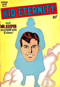 Cover Thumbnail for Kid Eternity (Quality Comics, 1946 series) #5