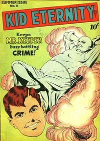 Cover Thumbnail for Kid Eternity (Quality Comics, 1946 series) #6