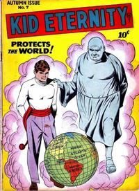 Cover Thumbnail for Kid Eternity (Quality Comics, 1946 series) #7