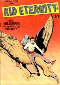 Cover Thumbnail for Kid Eternity (Quality Comics, 1946 series) #9