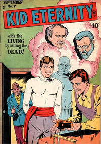Cover Thumbnail for Kid Eternity (Quality Comics, 1946 series) #11