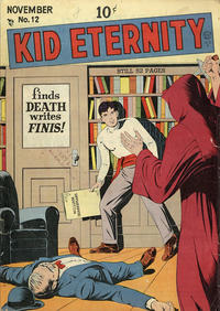 Cover Thumbnail for Kid Eternity (Quality Comics, 1946 series) #12