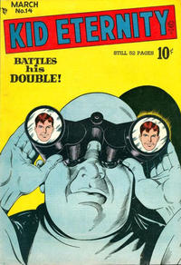 Cover Thumbnail for Kid Eternity (Quality Comics, 1946 series) #14