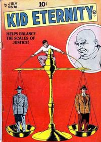 Cover Thumbnail for Kid Eternity (Quality Comics, 1946 series) #16