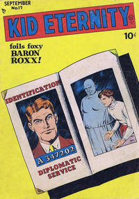 Cover Thumbnail for Kid Eternity (Quality Comics, 1946 series) #17