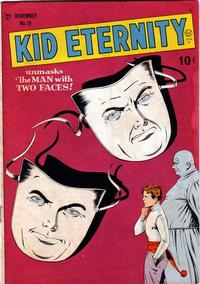 Cover Thumbnail for Kid Eternity (Quality Comics, 1946 series) #18
