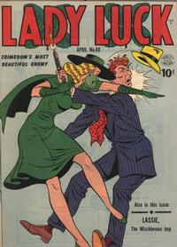 Cover Thumbnail for Lady Luck (Quality Comics, 1949 series) #88