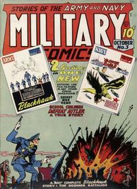 Cover Thumbnail for Military Comics (Quality Comics, 1941 series) #3