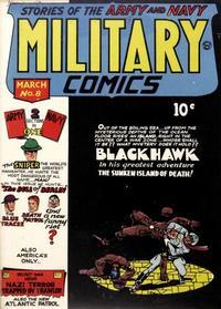 Cover Thumbnail for Military Comics (Quality Comics, 1941 series) #8