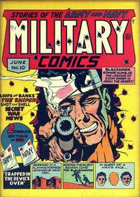 Cover Thumbnail for Military Comics (Quality Comics, 1941 series) #10