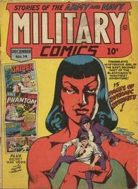 Cover Thumbnail for Military Comics (Quality Comics, 1941 series) #14