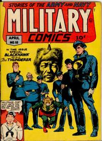 Cover Thumbnail for Military Comics (Quality Comics, 1941 series) #18