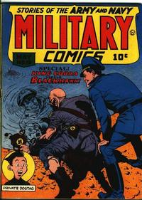 Cover Thumbnail for Military Comics (Quality Comics, 1941 series) #19