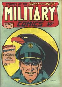 Cover Thumbnail for Military Comics (Quality Comics, 1941 series) #31