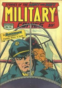 Cover Thumbnail for Military Comics (Quality Comics, 1941 series) #32