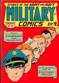 Cover Thumbnail for Military Comics (Quality Comics, 1941 series) #35