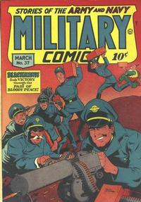 Cover Thumbnail for Military Comics (Quality Comics, 1941 series) #37