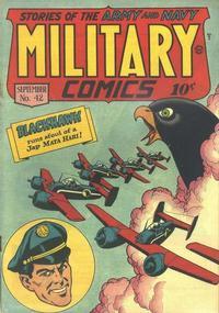 Cover Thumbnail for Military Comics (Quality Comics, 1941 series) #42