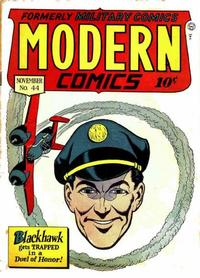 Cover Thumbnail for Modern Comics (Quality Comics, 1945 series) #44