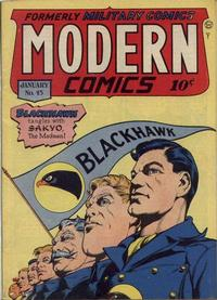 Cover Thumbnail for Modern Comics (Quality Comics, 1945 series) #45