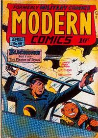 Cover Thumbnail for Modern Comics (Quality Comics, 1945 series) #48