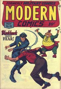 Cover Thumbnail for Modern Comics (Quality Comics, 1945 series) #49