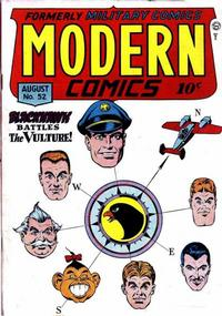 Cover Thumbnail for Modern Comics (Quality Comics, 1945 series) #52