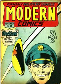 Cover Thumbnail for Modern Comics (Quality Comics, 1945 series) #53