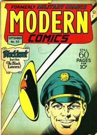 Cover Thumbnail for Modern Comics (Quality Comics, 1945 series) #53