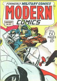 Cover Thumbnail for Modern Comics (Quality Comics, 1945 series) #57