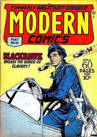 Cover Thumbnail for Modern Comics (Quality Comics, 1945 series) #61